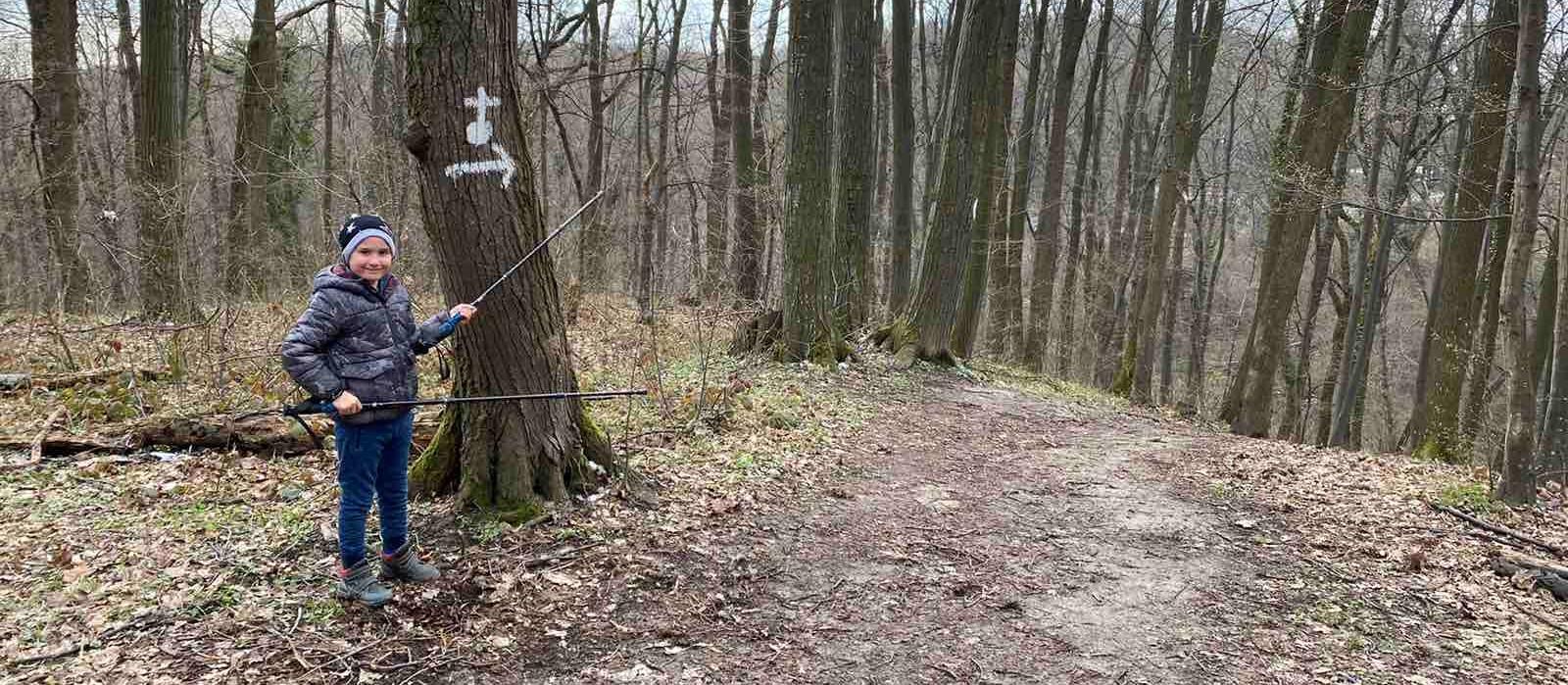Hiking Hopovo Fruška gora