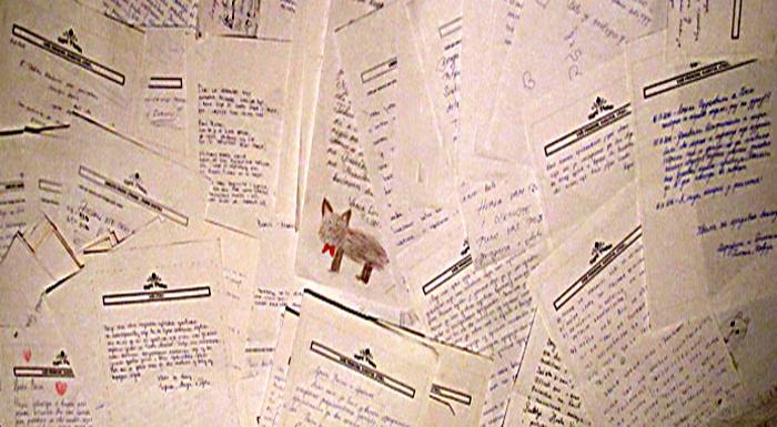 Pisma gostiju