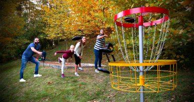 Frizbi Golf Klub